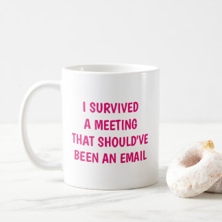 Work Sucks Humor Office Coffee Mug