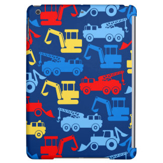 Work trucks case for iPad air