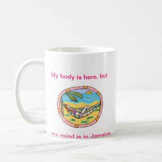 Work Vacation Mug