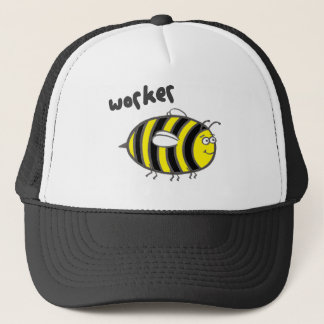 Worker Bee Trucker Hat