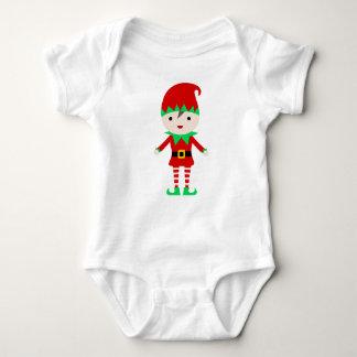 Worker Elf Baby Bodysuit