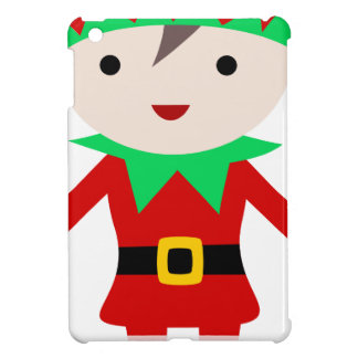 Worker Elf iPad Mini Covers
