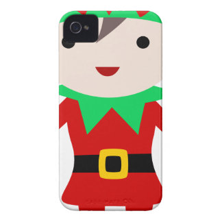 Worker Elf iPhone 4 Cover