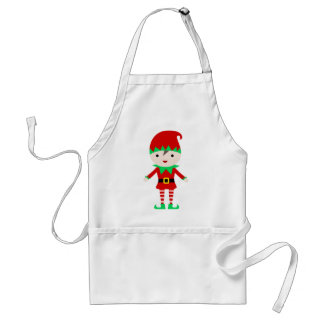 Worker Elf Standard Apron