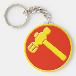 worker party logo keychain