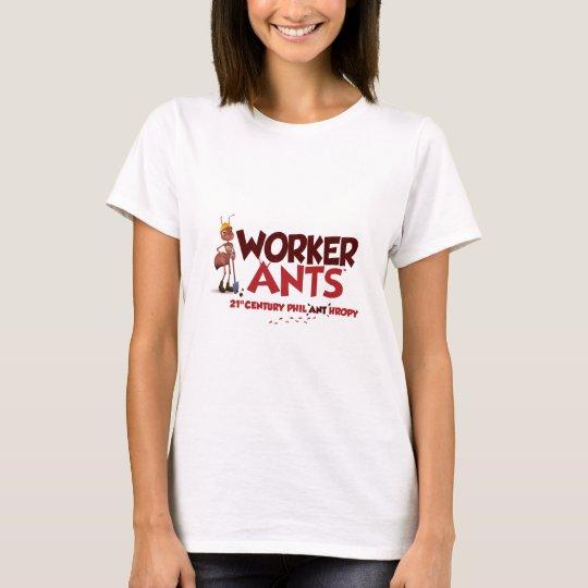 WorkerAnts Classic T-Shirt