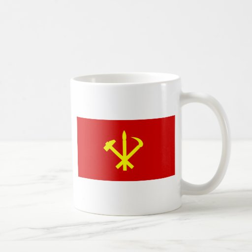 Workers'27 Party Of Korea, Colombia Political Mug