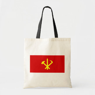 Workers 27 Party Of Korea Colombia Political Tote Bags