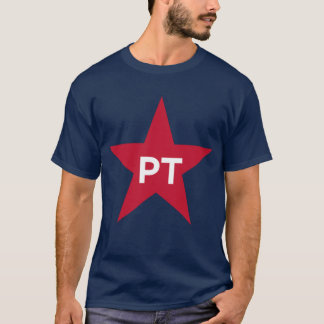 Workers Party Brazil T-Shirt