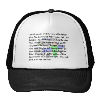 """""""Working at the Car Wash"""" EMT/Paramedic Gifts Hat"""