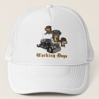 Working Dogs Trucker Hat