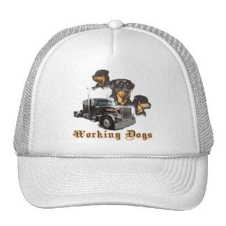 Working Dogs Trucker Hat