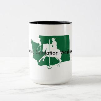 Working Equitation Washington Mug