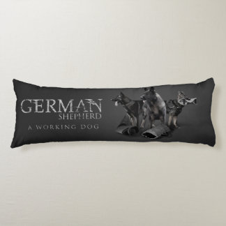 Working German Shepherd Dog  - GSD Body Pillow
