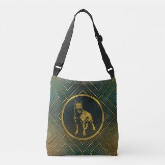 Working German Shepherd Dog  - GSD Crossbody Bag