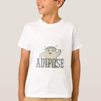 Working My Adipose Off - Exercise, Working Out T-Shirt