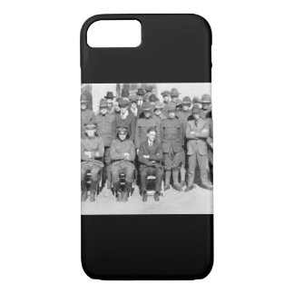 Working personnel of Field Medical_war image iPhone 7 Case
