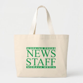 Working Press Jumbo Tote Bag