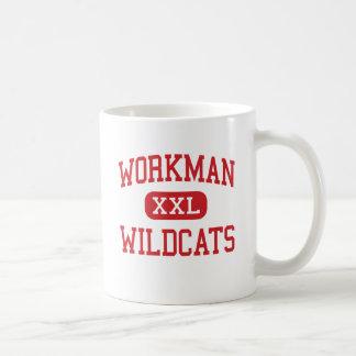 Workman - Wildcats - Junior - Arlington Texas Coffee Mug