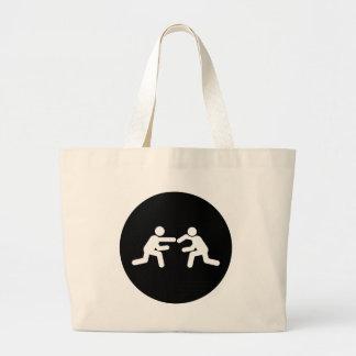 Workout Canvas Bag