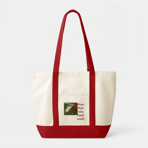Workout Tote Bags