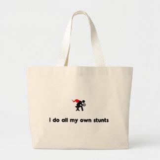 Workout Hero Jumbo Tote Bag