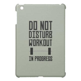Workout in Progress  Zzu78 iPad Mini Cases