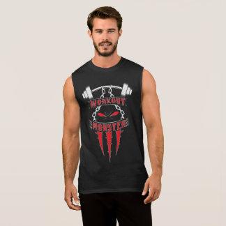 Workout Monster Sleeveless Shirt