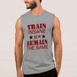 Workout Motivation Sleeveless T-shirt