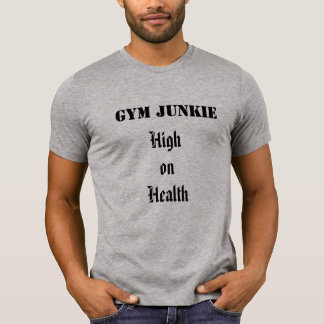 Workout t-shirts for the gym freak