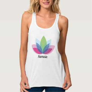 Workout tank designed by Inspire Train Fit