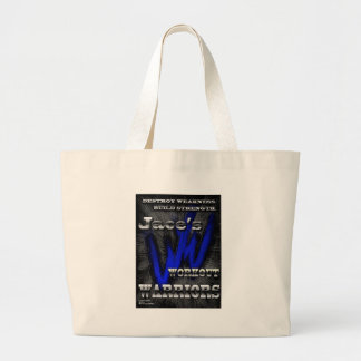 workout warrior products! tote bags