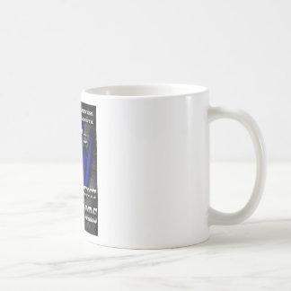 workout warrior products! coffee mug