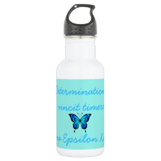 Workout Water Bottle