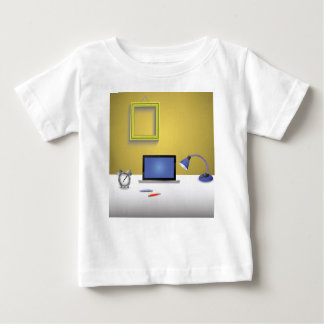 workplace lamp baby T-Shirt