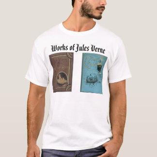 Works of Jules Verne T-Shirt