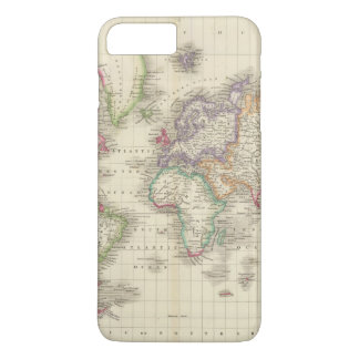 World 9 iPhone 7 plus case