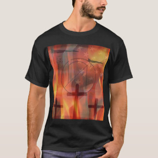 World A Blaze T-Shirt