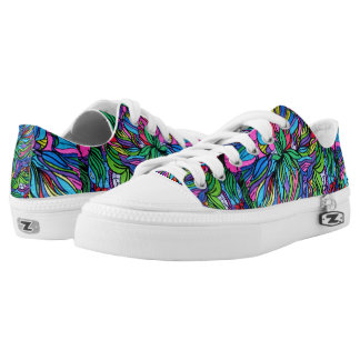 World Art Celebration Low-Top Sneakers