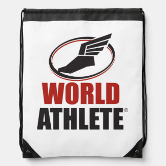 World Athlete® Drawstring Bag