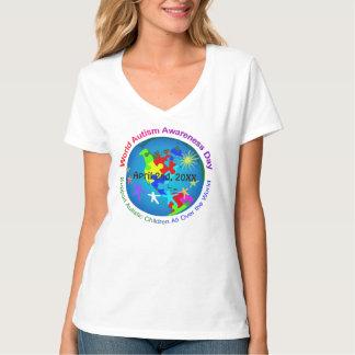 World Autism Awareness Day T-Shirt