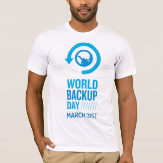 World Backup Day T-Shirt