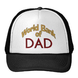 World Bank of DAD Trucker Hat