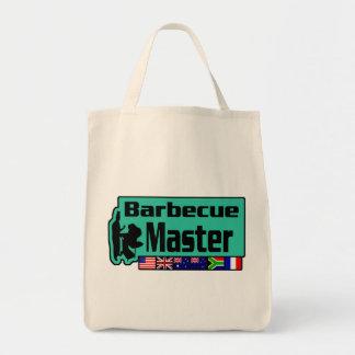 World Barbecue Master Tote Bag