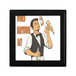 World Bartender Day - Appreciation Day Gift Box