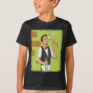 World Bartender Day - Appreciation Day T-Shirt