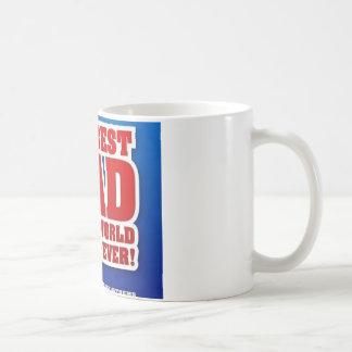 world best dad coffee mug