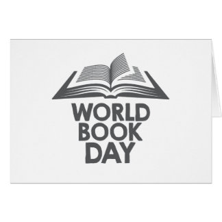 World Book Day - Appreciation Day Card