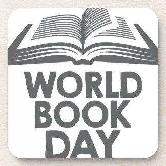 World Book Day - Appreciation Day Coaster