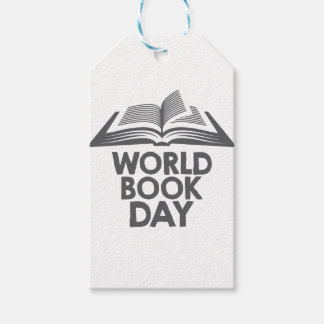 World Book Day - Appreciation Day Pack Of Gift Tags